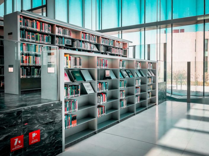Qatar National Library 2018