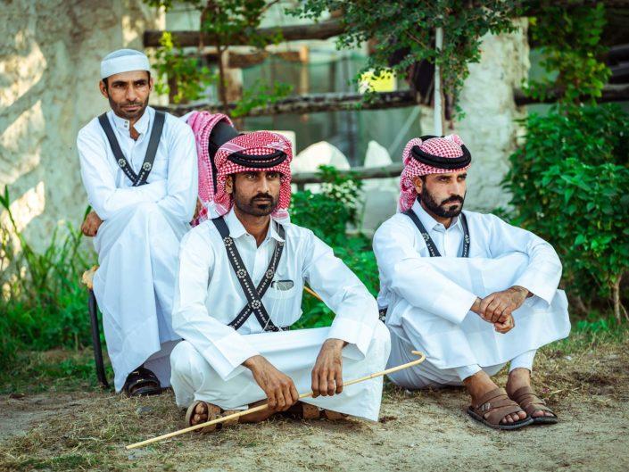 The Camel Caretakers 2019