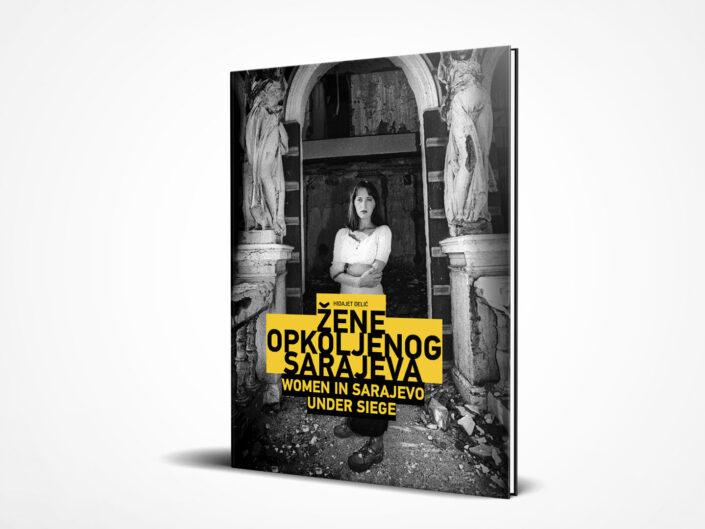 Women in Sarajevo Under Siege / Book