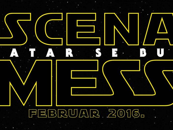 Scene MESS / Monthly Repertoire-February 2016