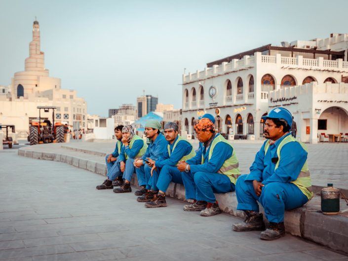 Doha Hard Workers 2019