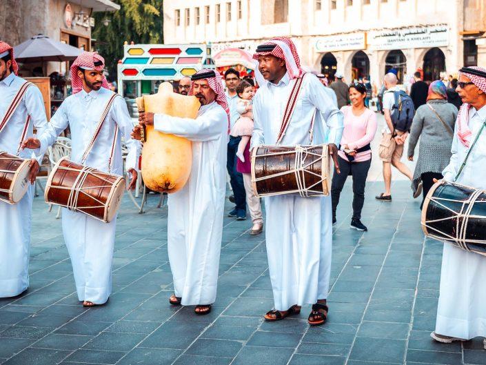 Imagine Qatar before WC2022 / Winter Sonata 2019