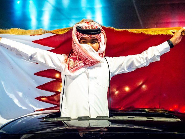 Imagine Qatar before WC2022 / Asian Cup 2019 / Final