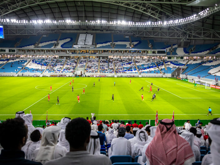 AFC Champions League 2019 / Al Duhail SC vs Al Saad SC / Game 01