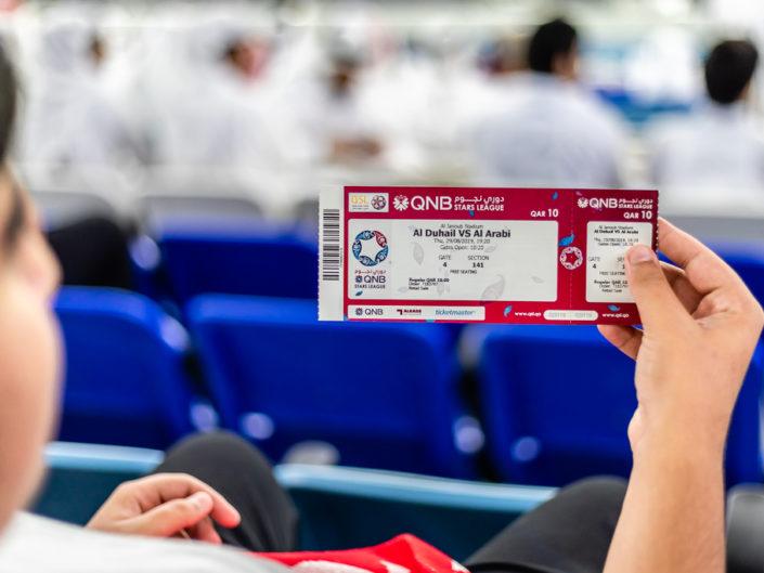 QSL / Al Duhail vs Al Arabi / 29-08-2019